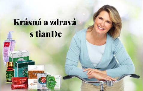 Ženské zdraví|kosmetika tianDe|