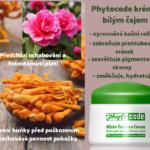 Krém na pigmentové skvrny|cordyceps|kamélie